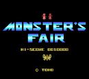 Monster's Fair
