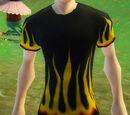 Fancy Flames T-Shirt
