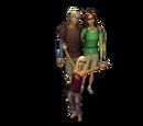 Familias de Los Sims 2: Bon Voyage