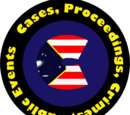 Cases, Proceedings, Crimes, Public Events