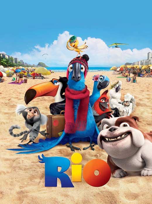 Image rio movie poster 2010 1020694077 jpg rio wiki