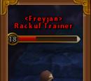 Rackuf Trainer