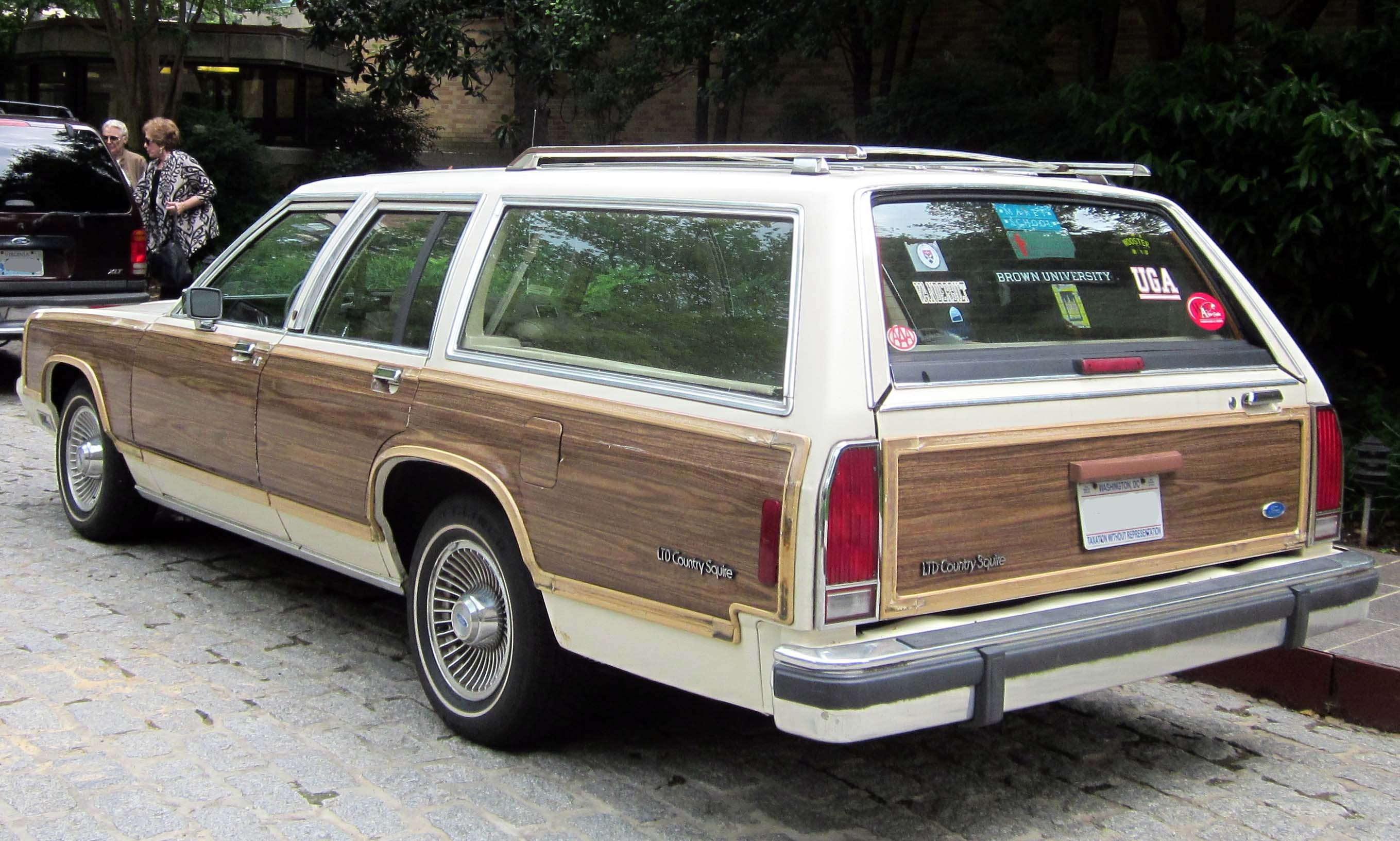 1980 Ford Ltd Station Wagon For Sale Ford Country Squire