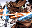 Força de ataque Jedi