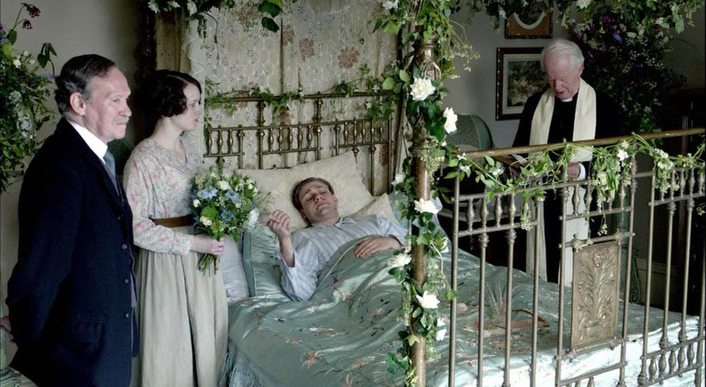 Quizz : Trouve la série !  Downton_abbey_william's_wedding