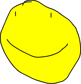 image yellow face smile 1 talk0002 png battle for dream island fan fiction wiki Battle for Dream Island Characters  Battle For Dream Island Coloring Pages