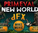 Primeval: dFX APP