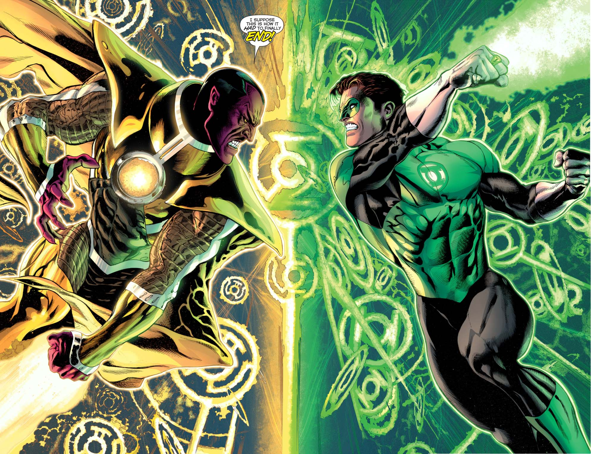 Green lantern hal jordan dc comics database