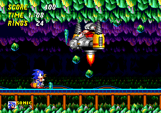 Mystic Cave Zone Sonic News Network The Sonic Wiki