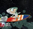 Surfin' Asteroids