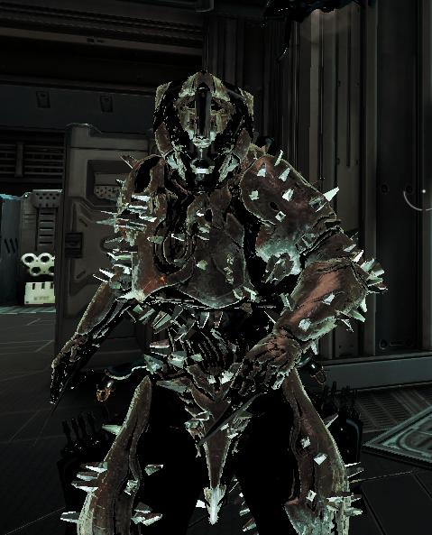 Rhino\'s Iron Skin Only Seems To Get Uglier - Warframes & Abilities ...