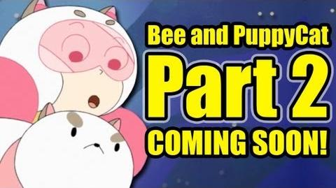 Bee and PuppyCat Part 2 Trailer on Cartoon Hangover