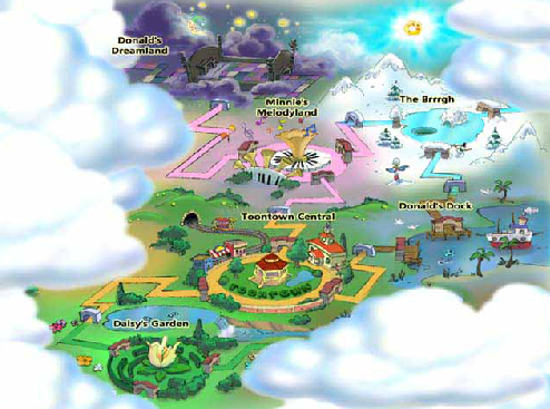 Toontown Online Map Related Keywords Suggestions Toontown Online