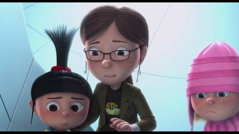 despicable me margo and agnes - photo #19