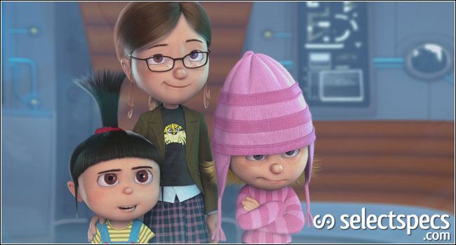 despicable me margo and agnes - photo #9