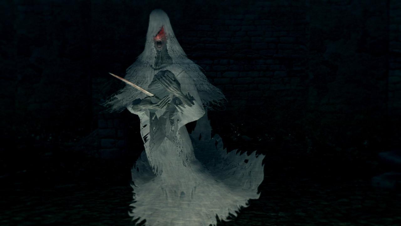 Dark Souls Priscilla Baby