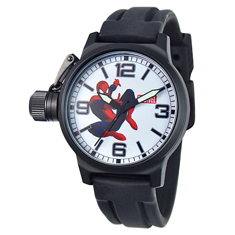 Image spider man watch for disney wiki wikia for Spiderman watches