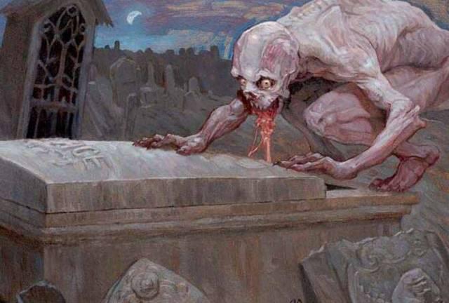 File:Demonio necrofago alimentandose.jpg