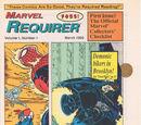 Marvel Requirer Vol 1