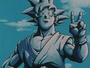 Statua di Goku