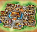 Lugares Dragon Quest V