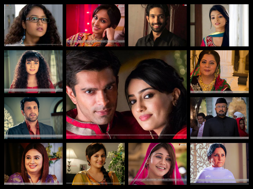 Qubool Hai 25th January Episode online - Apne TV