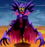 Antasma, le diabolique Roi Chauve-Souris AntasmaBoss