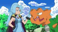 ¡Un Pokémon de diferente color!