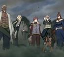 Naruto Shippūden - Episódio 323: O Encontro dos Cinco Kage