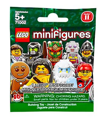 71002 Minifigures Series 11 - Brickipedia, the LEGO Wiki