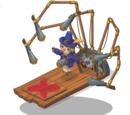 Musket-teer Trap