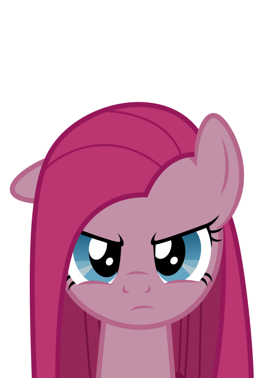 Pinkamena Angry Go through the alphabet before someone posts a my ...