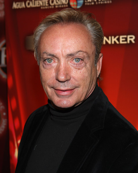 The 73-year old son of father (?) and mother(?), 180 cm tall Udo Kier in 2018 photo