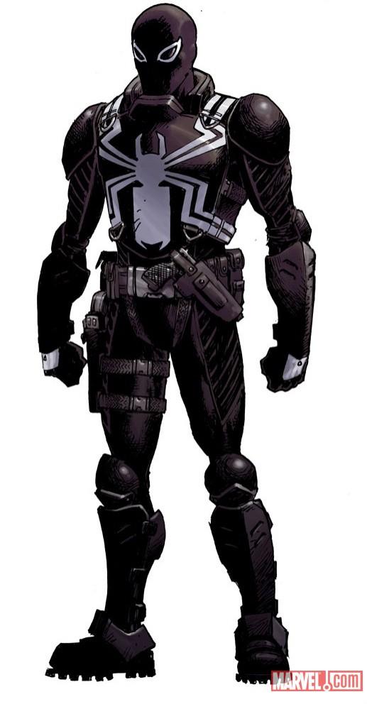 Agente venom marvel fanon tu universo ideal
