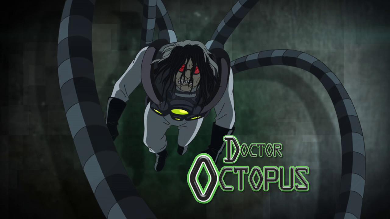 Doctor Octopus - Disney Wiki