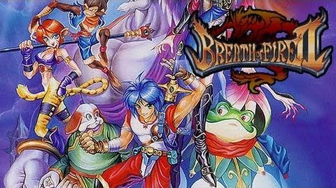 Breath of Fire II - Virtual Console trailer