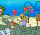 The Bikini Bottom Annual Free Day