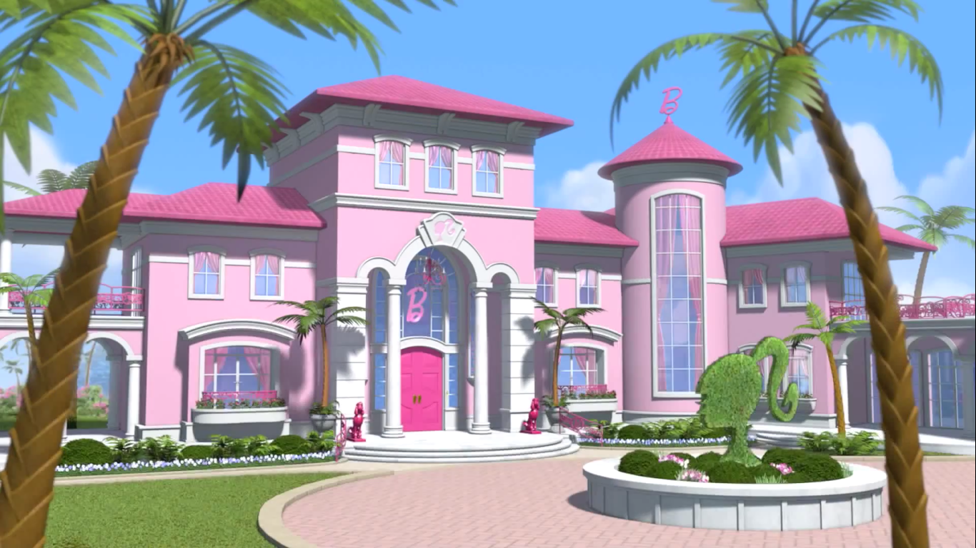 Barbie 39 S Dreamhouse Barbielintd Wiki Wikia