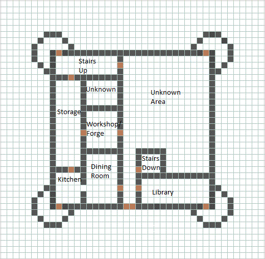 Castle blueprint minecraft constuctions wiki for Awesome house blueprints