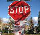Crazy Road Signs