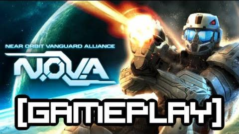 Near Orbit Vanguard Alliance Mobile by Gameloft Level 3-1