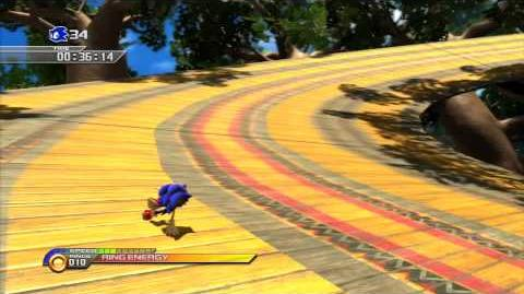 Sonic Unleashed (PS3) Mazuri Savannah Citadel Day Act 2 S-Rank