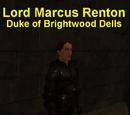 Lord Marcus Renton