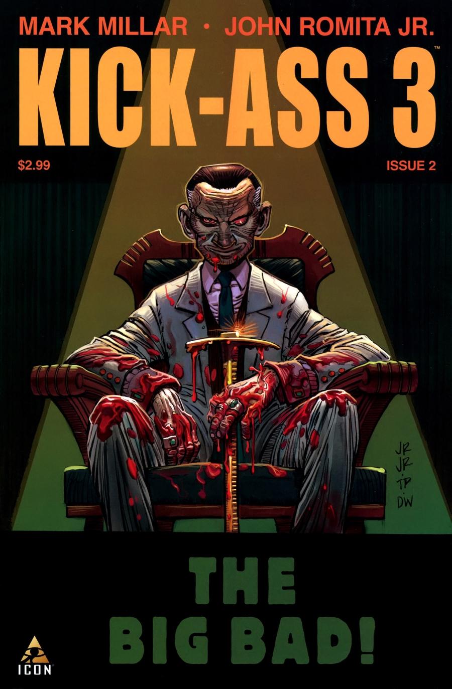 Kick Ass Marvel 117