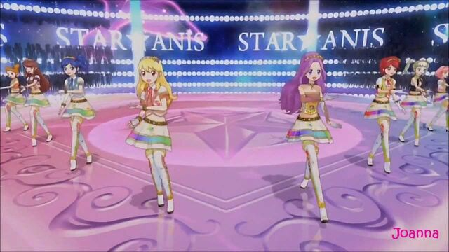Image - Aikatsu star anis.jpg - Fandom of Pretty Cure Wiki