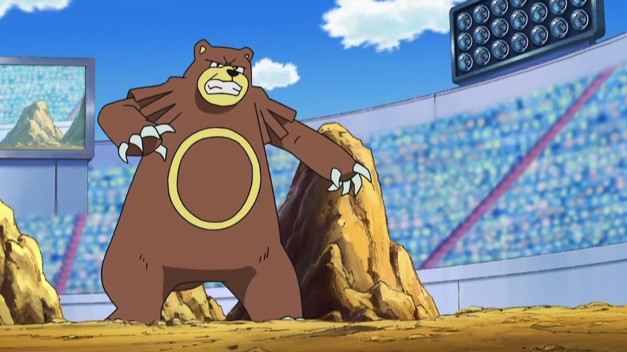Ursaring - Pooh's Adventures Wiki  Ursaring - Pooh...