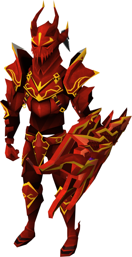 dragon full helm or the runescape wiki