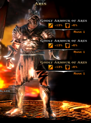 Battle Armor of Ares - God of War Wiki - Ascension, Ghost ...