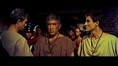 Barabbas Trailer ©1961 Barrabás Spanish LA-CR-0