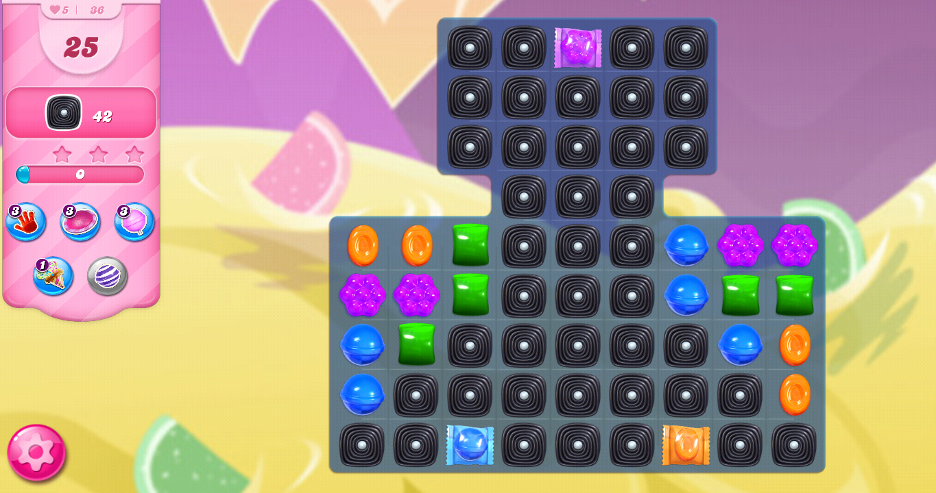 Candy Crush Saga How To Unlock Next Episode 36